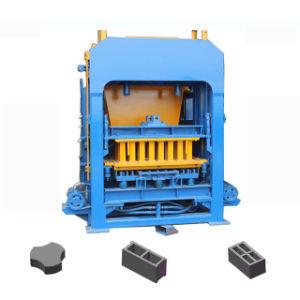 Qt4-15 Prix le plus bas complètement automatique machine à fabriquer des blocs de béton/ petite machine à briques de ligne de production