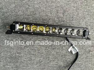 Gunstige LEIDENE van de Rij van de Prijs Enige off-Road Lichte Staven voor Vrachtwagen/Traliewerk/Marine/Jeep