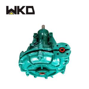 Hochleistungsschlamm-Pumpen-Erz-Massen-Schlamm-Pumpe mit einzelnes Stadiums-Absaugung
