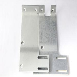 Kundenspezifische Präzisions-AluminiumEdelstahl-Ausschnitt, der Teil-Blech stempelt