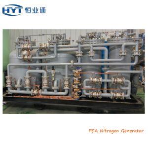 La aplicación de la industria de alta calidad de PSA de separación de aire generador de gas nitrógeno.