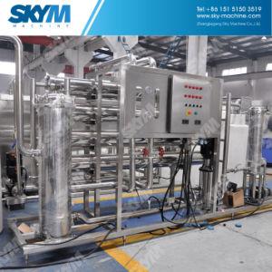8000HPB 330ml de agua potable de la línea de embotellado de agua purificada