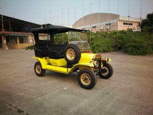 30% de capacidade de subida Super Motor AC carrinhos de Combustível Elétrica