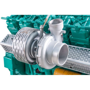 물은 12 실린더 688HP Kt30g1270tld 디젤 엔진 힘을 냉각했다