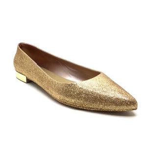 Желе из ПВХ насос сандалии обувь Блестящие цветные лаки