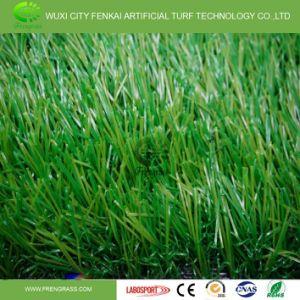 La decoración de jardín profesional pasto alfombra falsa
