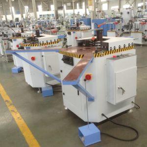 Aluminiumbördelmaschine-Ecken-Fenster, das Maschine herstellt