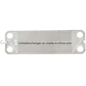 Fp40 304/316en acier inoxydable de la plaque de l'échangeur de chaleur