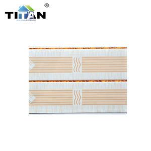 PVC T G Panneaux de plafond en plastique en provenance de Chine