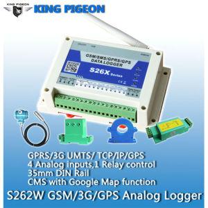 Registratore automatico di dati di GSM GPRS 3G