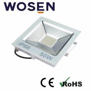 2700-3300K proyector LED blanco cálido 50W