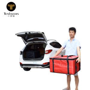 Grande sacchetto impermeabile antibatterico della casella del dispositivo di raffreddamento di trasporto di anima per l'automobile
