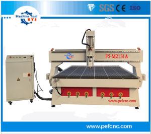 アクリル、MDF適当で物質的な木CNCのルーター機械2131A