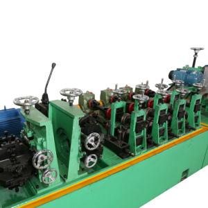 De Pijp van het roestvrij staal Machine maken/Buis die Machine/de Machine van het Lassen maken