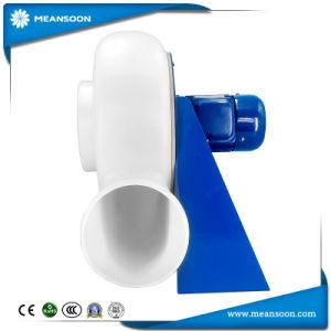 250 de plastic Ventilator van de Extractie van de Kap van de Damp Centrifugaal
