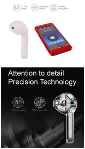 I7s Crystal мини спорт беспроводной связи Bluetooth гарнитура с микрофоном ЭБУ разъем для наушников гарнитуры Bluetooth наушников