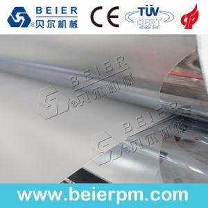 Plástico termoformado PP PS hoja de plástico PET Línea de extrusión