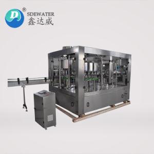 Realizar pequeñas producciones de la fábrica de jugo de la máquina