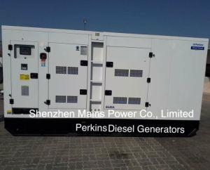 MP330e Perkinのディーゼル発電機330kVAイギリスのPerkinの評価される発電機