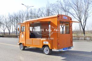 2018 neue mobile Lebesmittelanschaffung-Packwagen für Verkauf mit schönem Blick