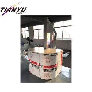 Muren van de Cabine van de Stof van het Aluminium van de hoogste Kwaliteit toont de Lichtgewicht snel Demonterende voor Handel