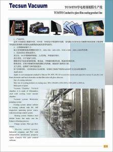 Dispositivo a induzione flessibile di Web di ITO