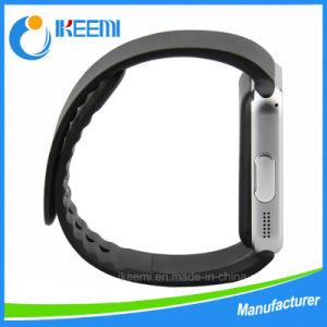 1,54 Sport Smart Digital Q7s Gv08 GM08 GT08 GU08 Ce automático RoHS Suunto reloj de pulsera Bluetooth con teléfono de la tarjeta SIM