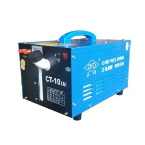 Refrigerador de água da máquina de solda TIG 10L para soldagem TIG de Serviço Pesado