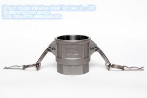 Tipo caldo accoppiamento fluido dell'acciaio inossidabile di D, accoppiatori di vendita della fabbrica della Cina del Camlock