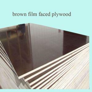 Kleber-Film des A/A Grad-WBP stellte Furnierholz für Aufbau gegenüber