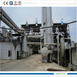 Installatie 15ton van de Distilleerderij van de Olie van het afval de Geregenereerde