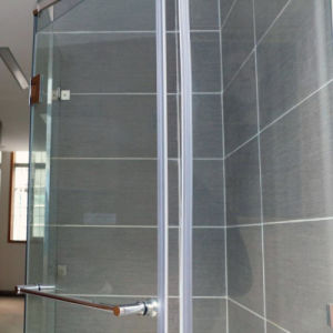 Badezimmer-transparente Glastür-wasserdichter Dichtungs-Streifen