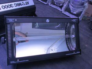 原子3000Wストロボのフラッシュライト