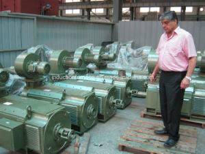 La serie Z4 de tamaño mediano, el motor eléctrico DC