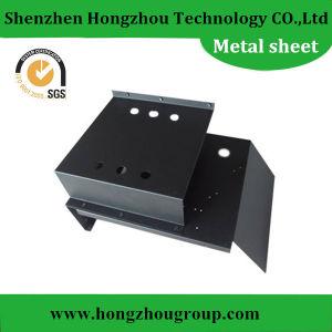 ISO9001 Fabricante Shenzhen chapa metálica de precisión de los componentes de fabricación
