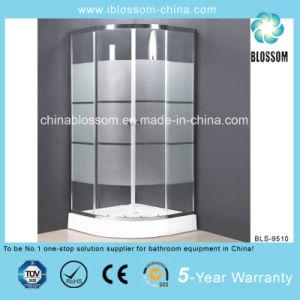 Competitveの価格の緩和された酸のガラスシャワーの小屋(BLS-9510)