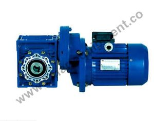 PC Helical Gear를 가진 RV Series Aluminum Die Casting Speed Reducer