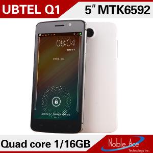 telefono di qualità superiore di qualità di 5inch HD IPS Mtk6592 (UBTEL Q1)