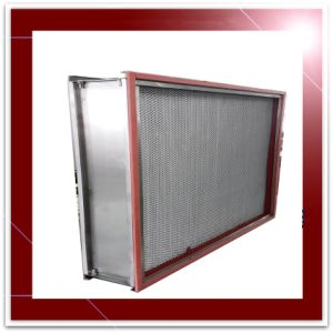 High Effeciency Filter High-Temperature Resistant with Seperator