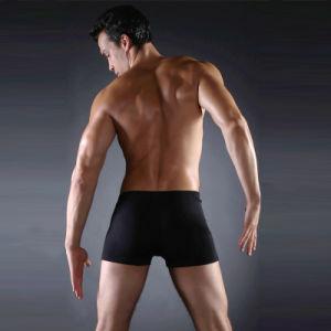 Square de la jambe maillot de bain, piscine Aqua shorts pour homme