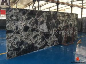 Bleu foncé pour les dalles de marbre Galaxy/Mur et les carreaux de ...