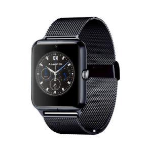 2018 Monitor Van uitstekende kwaliteit van de Slaap van de Pedometer van het Horloge van Bluetooth van het Metaal de Slimme Z60