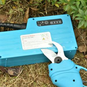 Motor sem escovas tesoura de poda Eléctrico Pruner eléctrico
