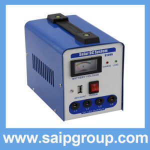 20W générateur d'énergie solaire d'urgence pour l'éclairage (SP-1206H)