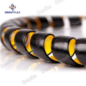A China a fábrica de PP tampa do protector do tubo hidráulico
