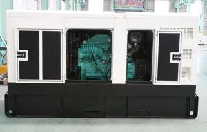 Aprovado pela CE 50Hz 20-1500kVA gerador Diesel Cummins silenciosa (GDC20*S)