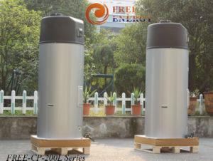 En255-3の空気Source 200リットルのCompactのHeat Pump Water Heater