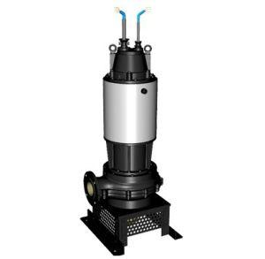 Qwn-Typ versenkbare Abwasser-Pumpe