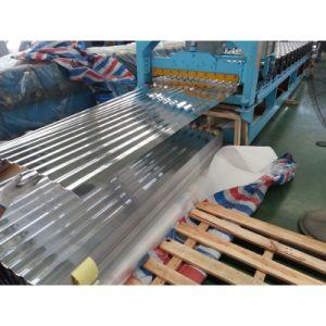 Uma onda senoidal de alumínio chapas nervuradas 1060 h18