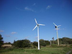 Generatore elettrico del mulino a vento